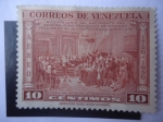 Stamps Venezuela -  Bicentenario del Nacimiento del generalísimo Francisco de Miranda , precursor de la Independencia Am