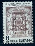 Stamps Spain -  III centenario de la bajada de la Virgen