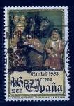 Stamps Spain -  navidad 1983