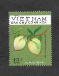 Sellos del Mundo : Asia : Vietnam : 769 - Nectarina (Melocotón)