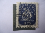 Stamps Portugal -  Carabela (15th cty)