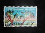 Stamps Australia -  Aniversario