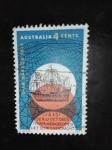 Sellos de Oceania - Australia -  Aniversario