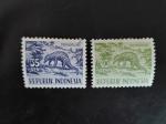 Sellos de Asia - Indonesia -  Fauna