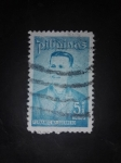 Stamps Philippines -  Personajes