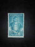Stamps of the world : Philippines :  Personajes
