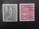 Stamps Norway -  Motivos Locales
