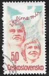 Stamps Czechoslovakia -  2447 - Elecciones socialistas