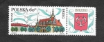 Sellos de Europa - Polonia -  1735 - Serie Turística
