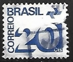 Stamps Brazil -  Numeros