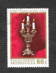 Stamps Mongolia -  Trabajo de Orfebres Mongoles del siglo XIX.