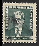 Stamps of the world : Brazil :  Oswaldo Cruz