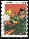 Sellos de America - Honduras -  L Aniversario del Organismo Internacional Regional de Sanidad Agropecuaria. OIRSA