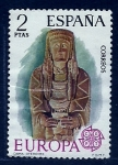 Stamps : Europe : Spain :  Dama Oferente