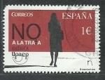 Sellos del Mundo : Europa : España :  No a la trata
