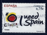 Stamps : Europe : Spain :  Turismo