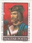 Stamps Hungary -  DOZSA GYORGY SZULETESENEK