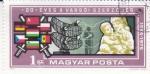 Sellos de Europa - Hungría -  20 ANIVERSARIO COMUNICACIONES