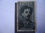 Stamps Spain -  Ed:1164 - Mariano Fortuny (hijo) 1971-1949 - Pintor español.