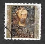 Sellos de Europa - Bulgaria -  2113 - Murales de la Iglesia de Boyana