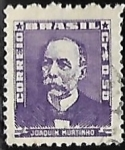 Stamps of the world : Brazil :  Joaquim Murtinho