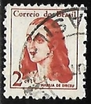 Stamps of the world : Brazil :  Marilia de Dirceu