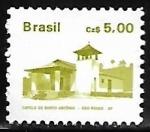 Sellos de America - Brasil -  Capela de Santo Antonio