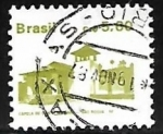 Stamps Brazil -  Capela de Santo Antonio