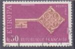 sello : Europa : Francia : EUROPA-CEPT