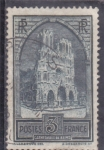 Stamps of the world : France :  CATEDRAL DE REIMS