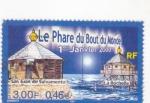 Sellos de Europa - Francia -  El faro en el fin del mundo