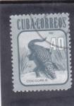 Stamps : America : Cuba :  COCODRILO