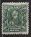 Stamps Brazil -  Alvares Cabral