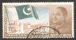 Sellos del Mundo : Asia : Pakistán : 226 - Inauguración de Islamabad, nueva capital, Mariscal Ayoub Khan