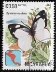 Stamps : America : Nicaragua :  Nicaragua-cambio