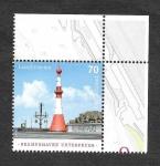 sello : Europa : Alemania : Faro de Bremerhaven