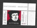 sello : Europa : Alemania : 500 Años de la Reforma Luterana