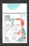 sello : Europa : Alemania : Johann Joachim Winckelmann