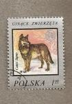 Stamps Poland -  Lobo
