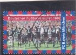 Stamps Germany -  FC BAYERN MÜNCHEN