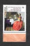Stamps Germany -  2948 - Tesoros de los Museos Alemanes