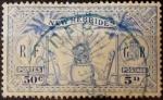 Sellos del Mundo : Oceania : Nueva_Hebridas : Nuevas Hébridas. Oceanía. 1925