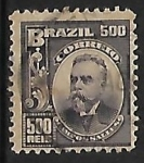 Stamps Brazil -  Campos Salles