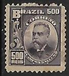 Sellos de America - Brasil -  Campos Salles