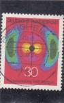 Stamps Germany -  EXPOSICIÓN DE RADIO TELECOMUNICACIÓN-STUTTGART-69