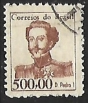 Stamps of the world : Brazil :  Dom Pedro I