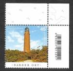 Stamps Germany -  3040 - Faro de Darber Ort
