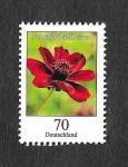 sello : Europa : Alemania : Flor