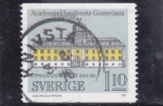 Stamps Sweden -  ACADEMIA UPSALIENSIS GUSTAVIANA