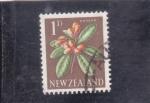 Sellos del Mundo : Oceania : Nueva_Zelanda : ARBOL KARACA